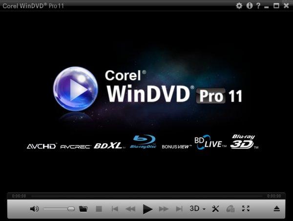Corel WinDVD Pro 11.7.0.12 + Rus