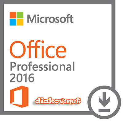 Microsoft Office 2016 Professional Plus 16.0.4549.1001