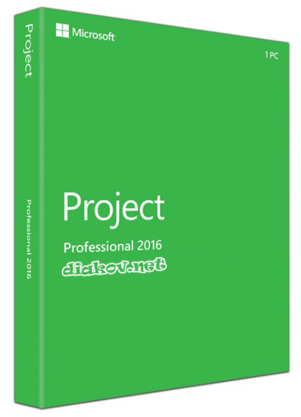 Microsoft Project Professional 2016 16.0.4498.1000