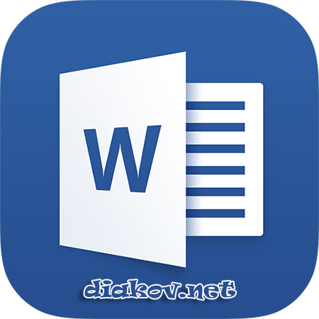Microsoft Word 2016 16.0.4498.1000