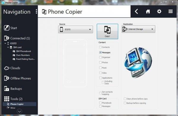 MOBILedit! Phone Copier 8.2.0.8057