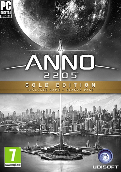 Anno 2205: Gold Edition (2015/RUS/ENG/MULTI6/RePack)