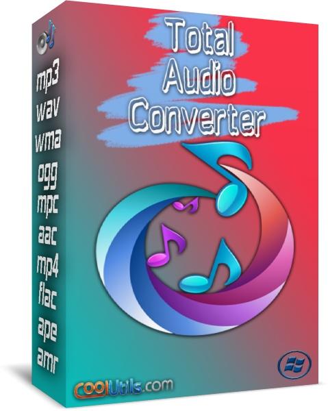 CoolUtils Total Audio Converter 5.2.151