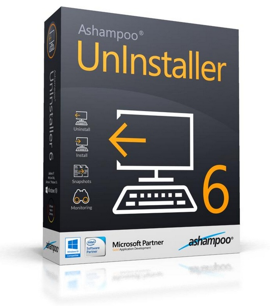 Ashampoo UnInstaller 6.00.14