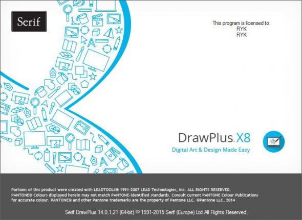 Serif DrawPlus X8 14.0.1.21 Final