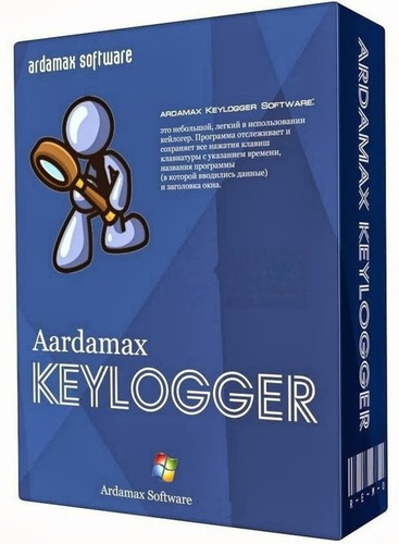 Ardamax Keylogger 4.5 Full