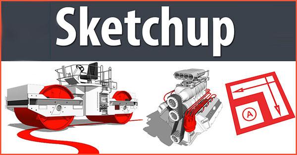 SketchUp Pro 2017 17.2.2555 + Plugin Pack