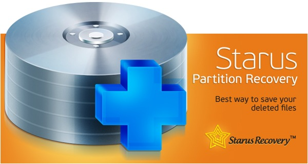 Starus Partition Recovery 3.3