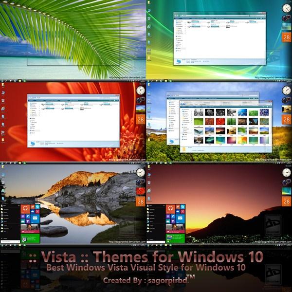 Темы для Window 7 - 10