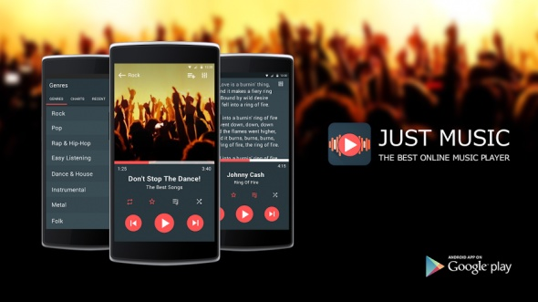 Just Music Player Pro 5.42