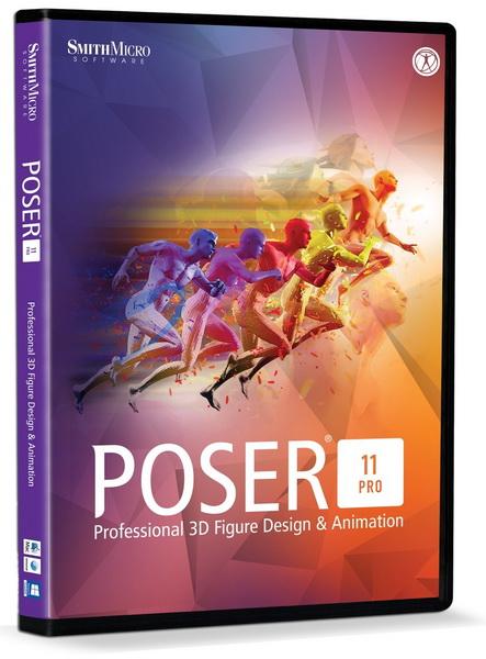 Smith Micro Poser Pro 11.0.5.32974 + Content