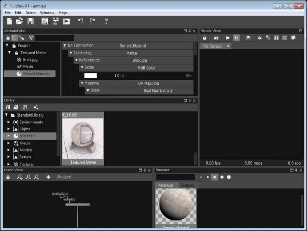Fluid Interactive Fluidray RT 1.2.2