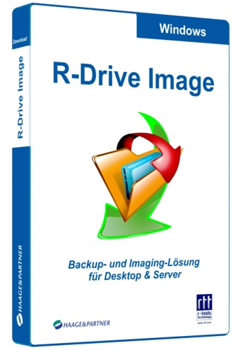 R-Drive Image 6.3 Build 6309 + BootCD