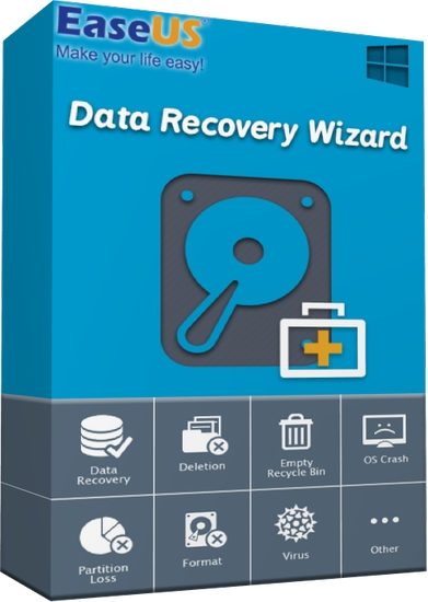EaseUS Data Recovery Wizard 11.5.0 Technician / Professional