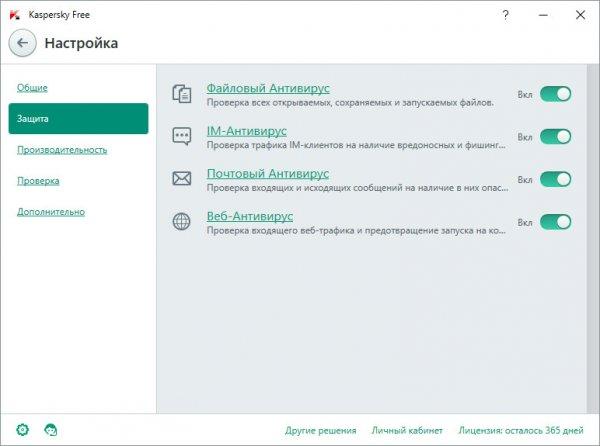 Kaspersky Free 17.0.0.611 Final