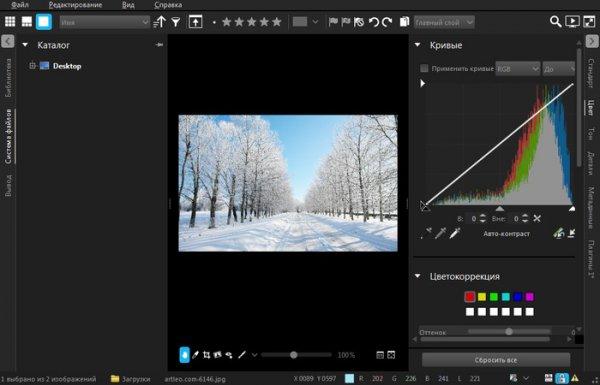 Corel AfterShot Pro 2.4.0.119 + Rus