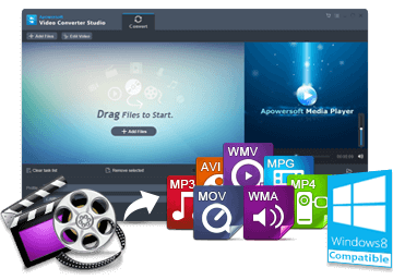 Apowersoft Video Converter Studio 4.8.6.0