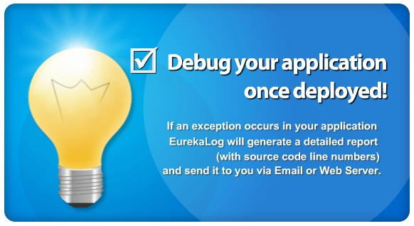 EurekaLog 7.4.0.0 Professional Edition