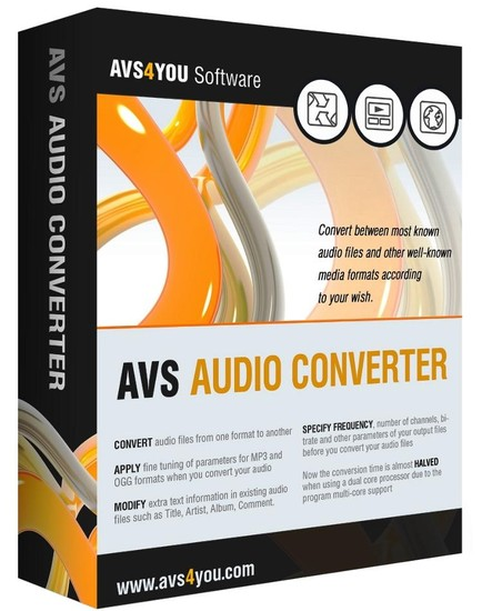 AVS Audio Converter 8.1.1.549