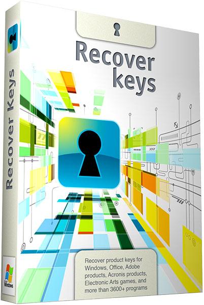 Recover Keys 9.0.3.168 Enterprise