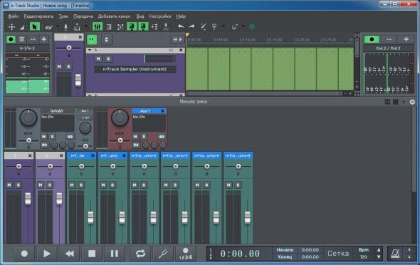 n-Track Studio EX 8.1.2.3422