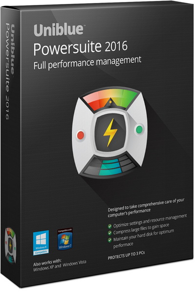 Uniblue PowerSuite 2016 4.4.2.0