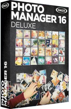 MAGIX Photo Manager 16 Deluxe 12.0.0.20