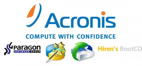 Acronis 2k10 UltraPack 7.0