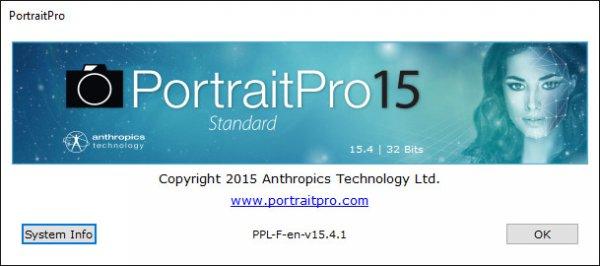 Portrait Professional Standart 15.4.1 + Portable