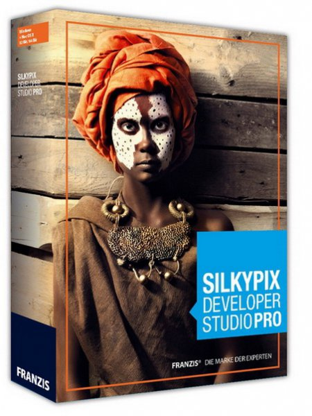 SILKYPIX Developer Studio Pro 8.0.2.0