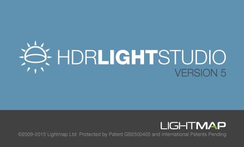 Lightmap HDR Light Studio 5.3 Build 2016.0301