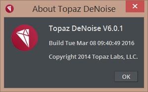 Topaz DeNoise 6.0.1