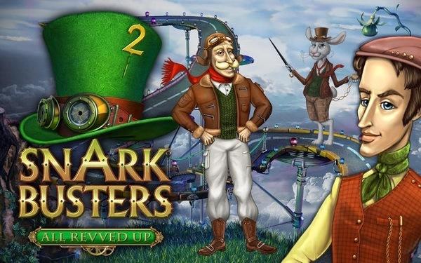 Snark Busters: All Revved Up! Full 1.13