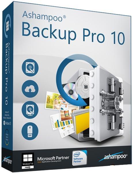 Ashampoo Backup Pro/Business 10.01