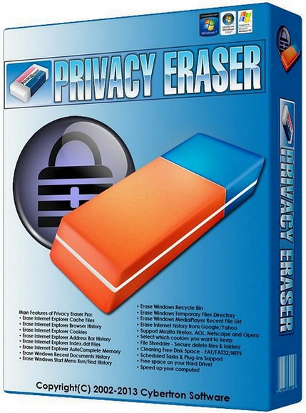 Privacy Eraser Free 4.16.4.2112 + Portable