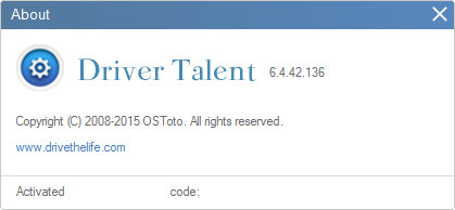 Driver Talent Pro 6.4.42.136