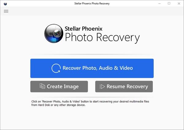 Stellar Phoenix Photo Recovery 7.0.0.0