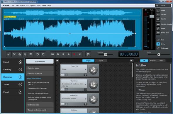 MAGIX Audio & Music Lab 2017 Premium 22.0.1.22