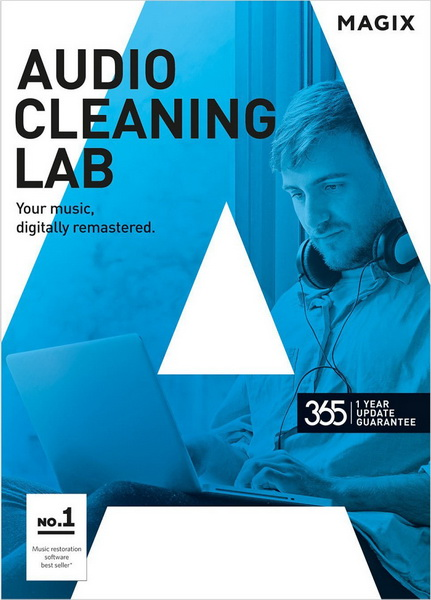MAGIX Audio Cleaning Lab 2017 22.0.1.22