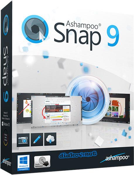 Ashampoo Snap 9.0.5
