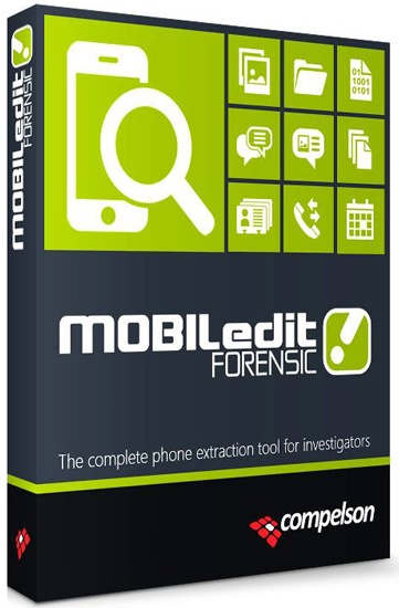 MOBILedit! Forensic 9.0.1.21994