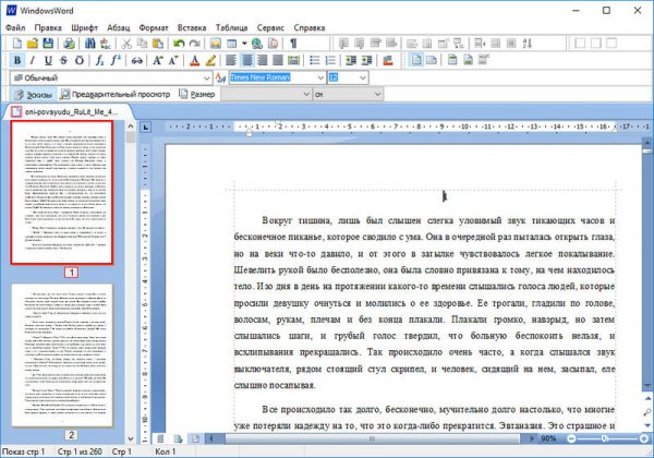 Windows Word 1.0.0.3