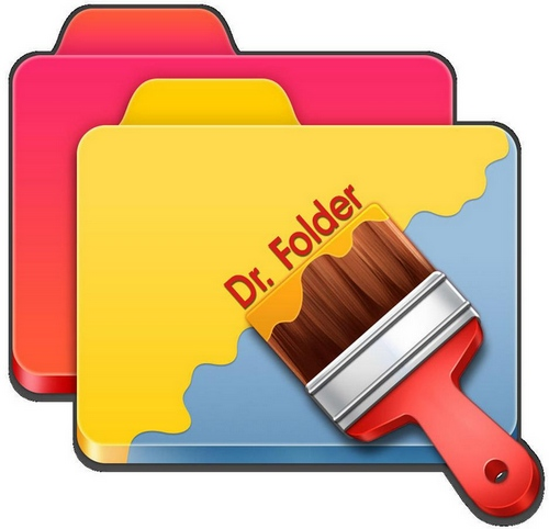 Dr. Folder 2.3.0.0 + Bonus Icons Pack + Portable