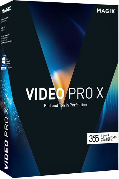 MAGIX Video Pro X8 15.0.3.144 + Rus