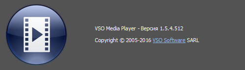 VSO Media Player 1.5.4.512 Final