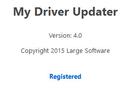 My Driver Updater 4.0
