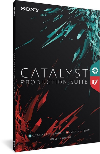 Sony Catalyst Production Suite 2019.2.2