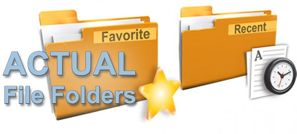 Actual File Folders 1.8.1