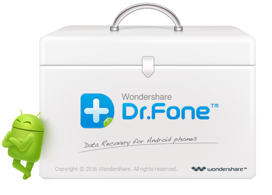 Wondershare Dr.Fone for Android 6.1.0.27