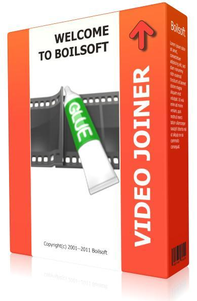 Boilsoft Video Joiner 8.01.1